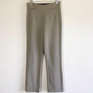 Vintage High Waist Pants Stretch Straight Legging